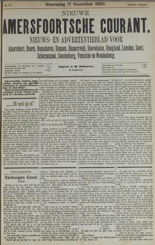 Nieuwe Amersfoortsche Courant 1880-11-17