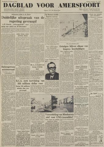 Dagblad voor Amersfoort 1949-02-10