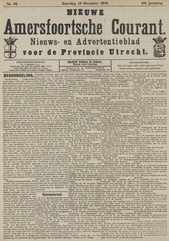 Nieuwe Amersfoortsche Courant 1919-12-13