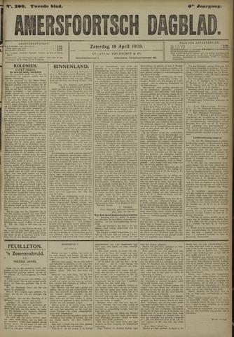 Amersfoortsch Dagblad 1908-04-20