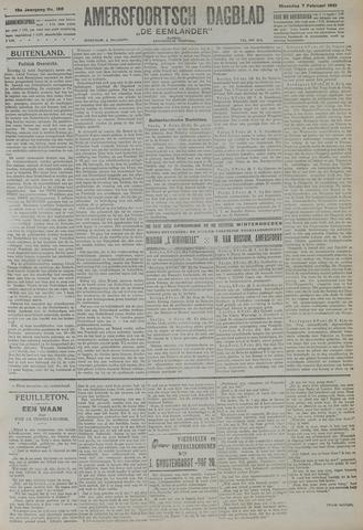 Amersfoortsch Dagblad / De Eemlander 1921-02-07