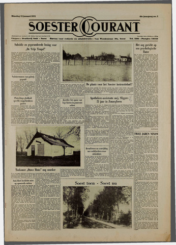 Soester Courant 1971-01-12