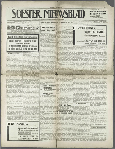 Soester Courant 1932-09-23