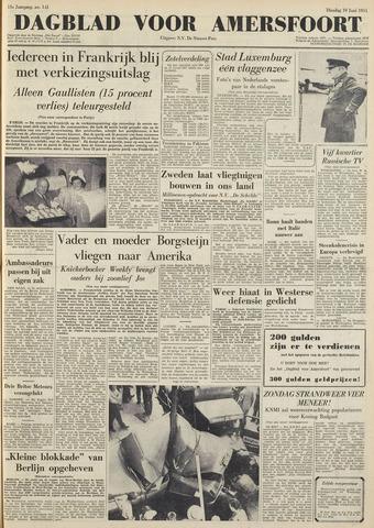 Dagblad voor Amersfoort 1951-06-19