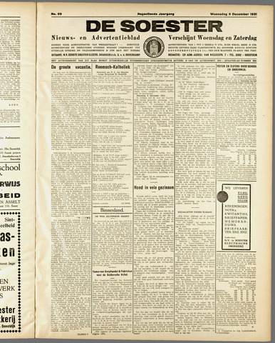 De Soester 1931-12-09