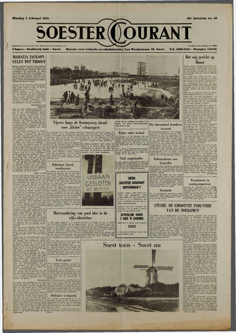 Soester Courant 1972-02-01