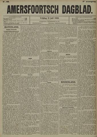 Amersfoortsch Dagblad 1908-07-31