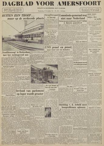 Dagblad voor Amersfoort 1946-11-14