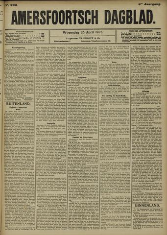 Amersfoortsch Dagblad 1905-04-26