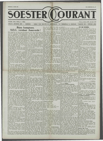 Soester Courant 1958-05-13