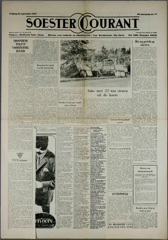 Soester Courant 1967-09-22