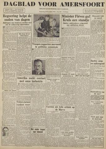 Dagblad voor Amersfoort 1946-11-28