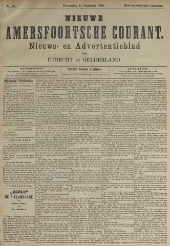 Nieuwe Amersfoortsche Courant 1894-08-15
