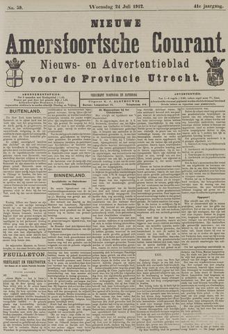 Nieuwe Amersfoortsche Courant 1912-07-24
