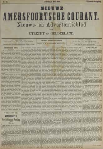 Nieuwe Amersfoortsche Courant 1886-05-08
