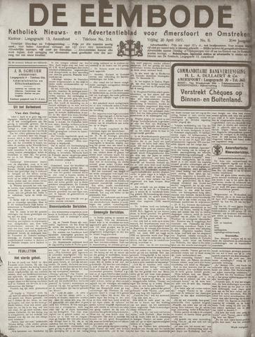De Eembode 1917-04-20