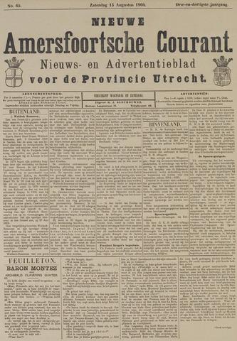 Nieuwe Amersfoortsche Courant 1904-08-13