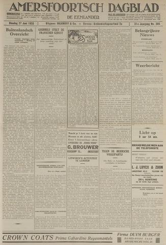 Amersfoortsch Dagblad / De Eemlander 1933-06-27