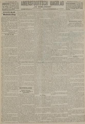 Amersfoortsch Dagblad / De Eemlander 1918-10-05