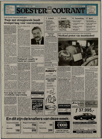 Soester Courant 1995-06-07