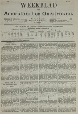 Weekblad voor Amersfoort en Omstreken 1878-11-16