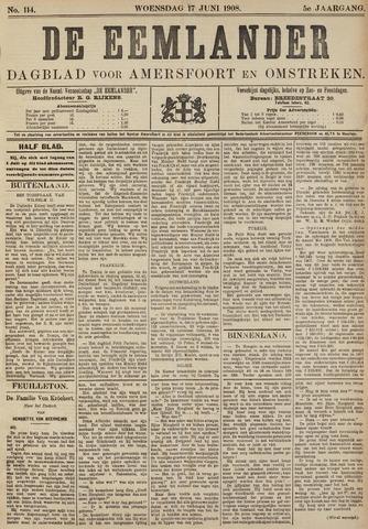 De Eemlander 1908-06-17