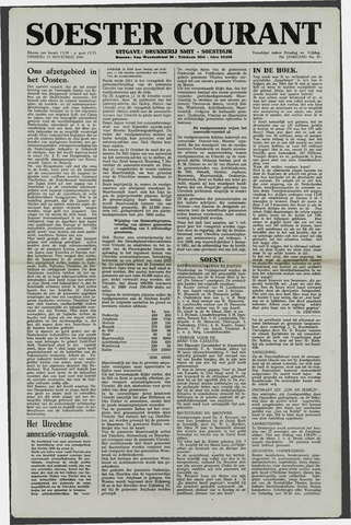 Soester Courant 1949-11-15