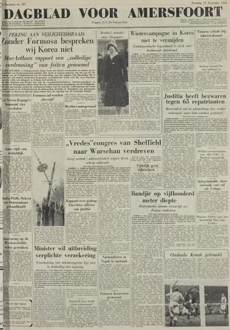 Dagblad voor Amersfoort 1950-11-13