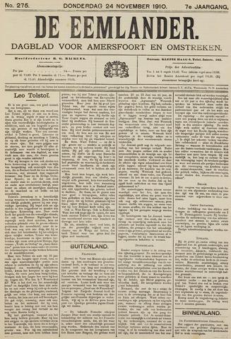 De Eemlander 1910-11-24