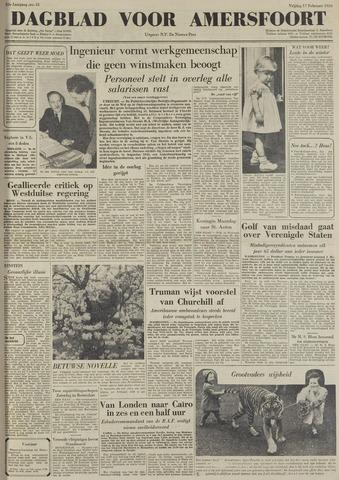 Dagblad voor Amersfoort 1950-02-17