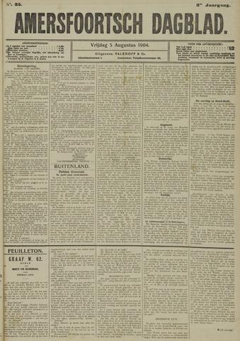 Amersfoortsch Dagblad 1904-08-05