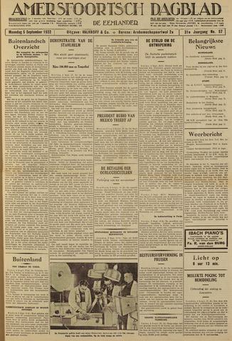 Amersfoortsch Dagblad / De Eemlander 1932-09-05