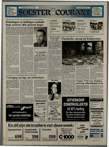 Soester Courant 1992-06-24