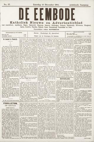 De Eembode 1904-12-10