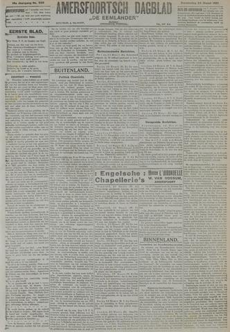 Amersfoortsch Dagblad / De Eemlander 1921-03-24