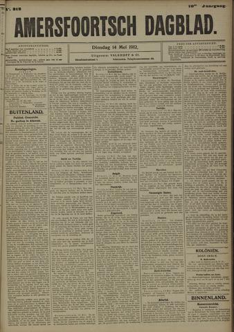 Amersfoortsch Dagblad 1912-05-14
