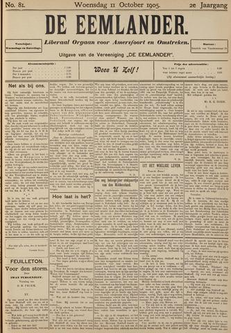 De Eemlander 1905-10-11