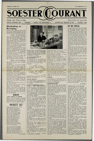 Soester Courant 1952-04-29