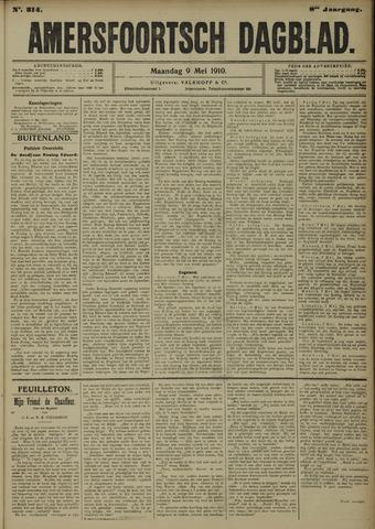 Amersfoortsch Dagblad 1910-05-09