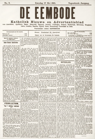 De Eembode 1905-05-27