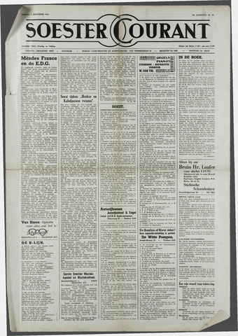 Soester Courant 1954-09-03
