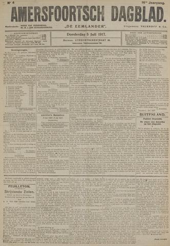 Amersfoortsch Dagblad / De Eemlander 1917-07-05