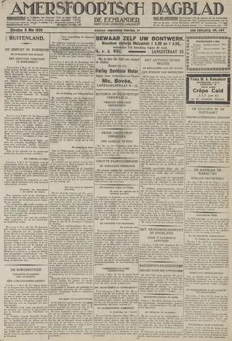 Amersfoortsch Dagblad / De Eemlander 1928-05-08