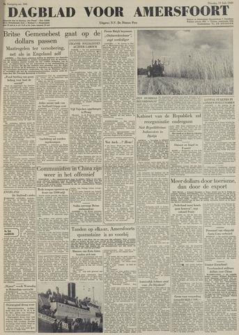 Dagblad voor Amersfoort 1949-07-19