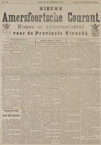 Nieuwe Amersfoortsche Courant 1898-09-24