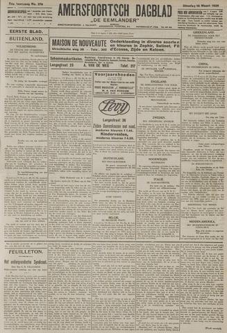 Amersfoortsch Dagblad / De Eemlander 1926-03-16