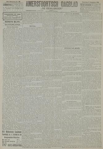 Amersfoortsch Dagblad / De Eemlander 1921-08-06