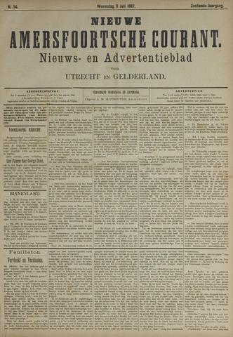 Nieuwe Amersfoortsche Courant 1887-07-06