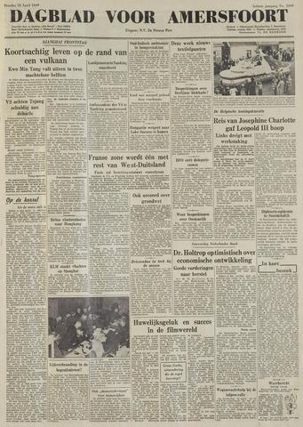 Dagblad voor Amersfoort 1949-04-26
