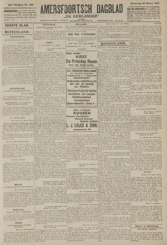 Amersfoortsch Dagblad / De Eemlander 1927-03-28